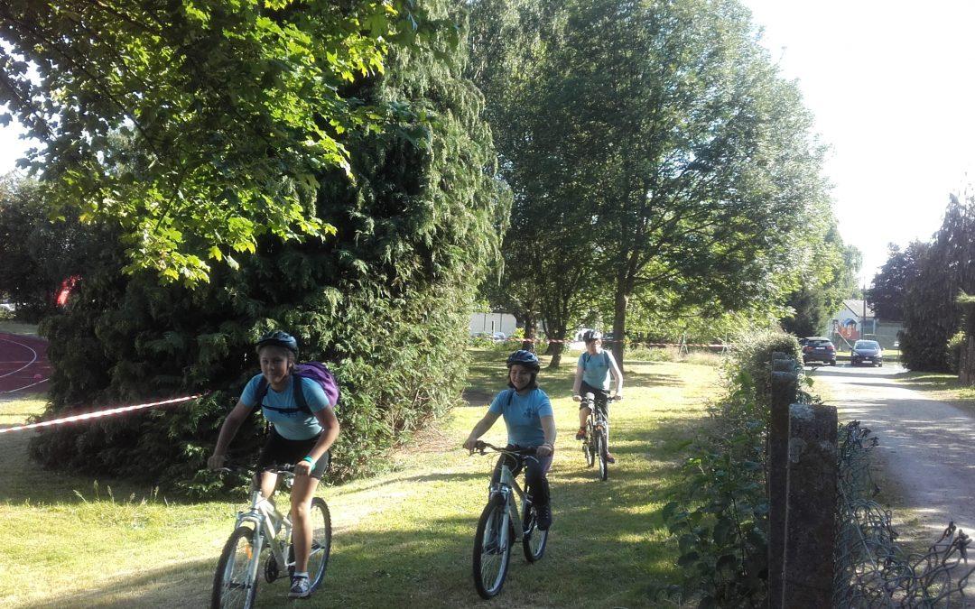 Journée sportive du primaire en collaboration avec la ville de Hannut (28 juin 2018)